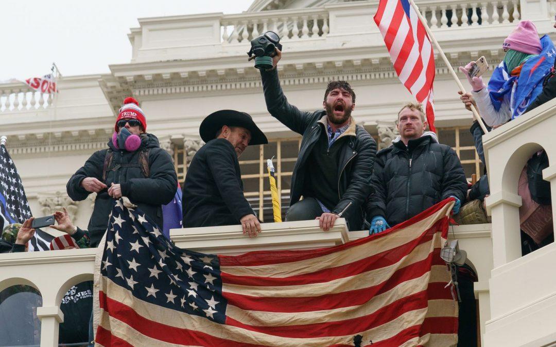 A Sad Day for American Democracy